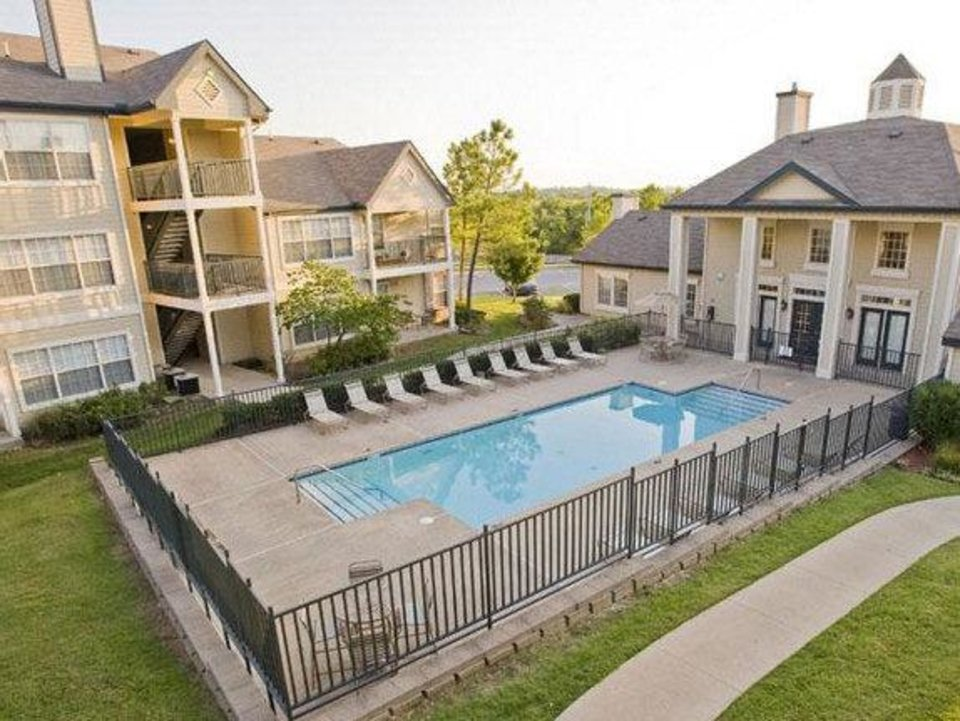 A view of Villas at Bailey Ranch, Owasso. <strong> - PROVIDED</strong>