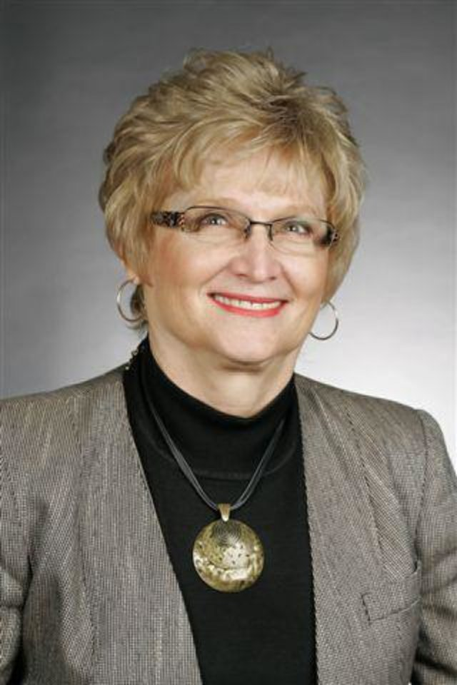 Photo - Rep. Marian Cooksey, R-Edmond