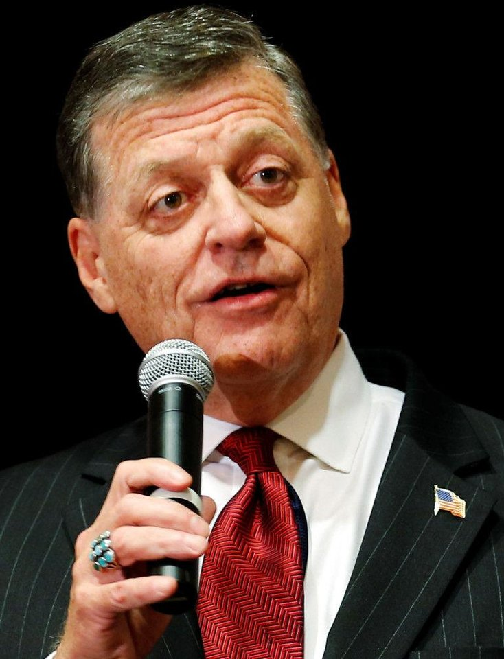 U.S. Rep. Tom Cole