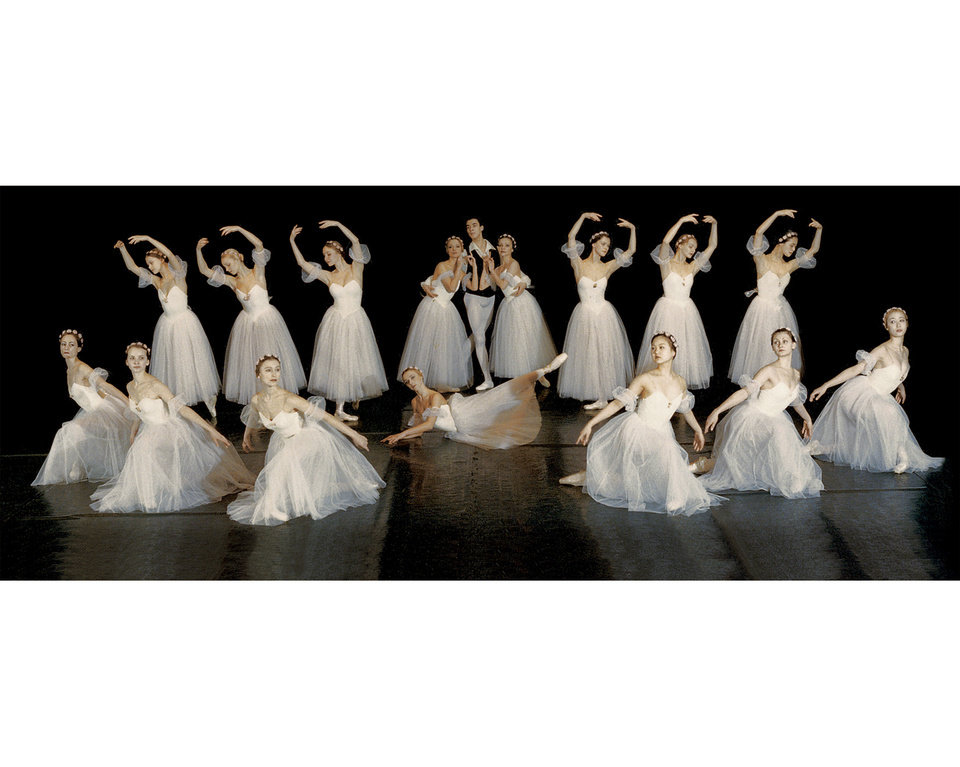 Members of the Russian National Ballet Photo provided Photo provided