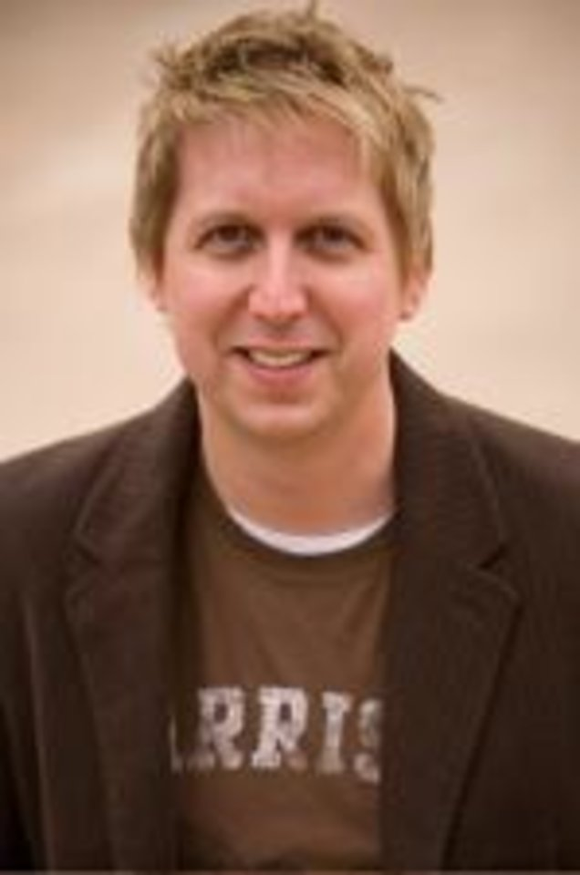 Photo - Bobby Gruenewald, 33, pastor-innovation leader at LifeChurch.tv       ORG XMIT: 1005212204263972
