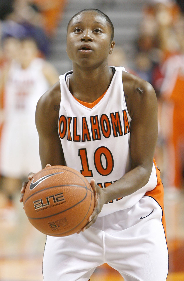 Saturday's Bedlam women's basketball game | News OK