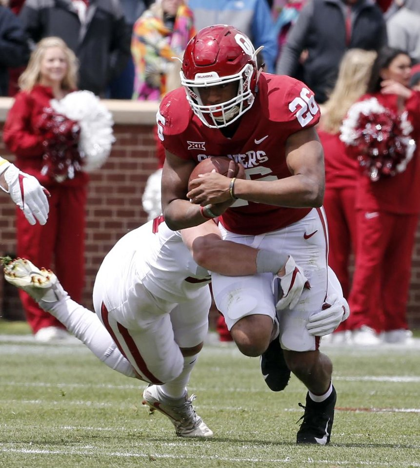OU football: Revamped spring game helps boost Sooners to ...