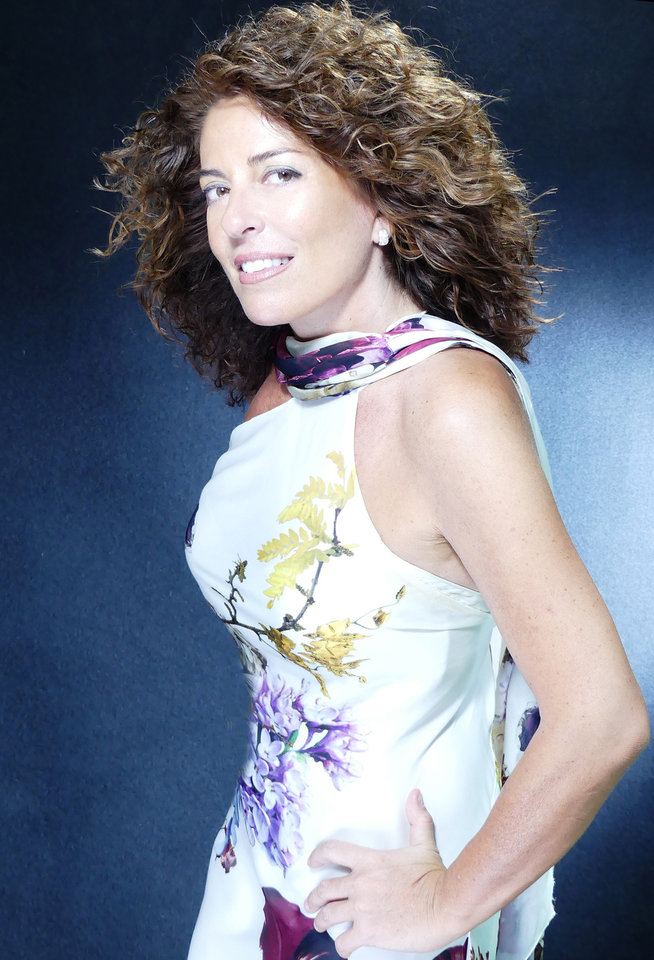 Photo -  Italian pianist Cristiana Pegoraro will launch the 35th anniversary season of Virginia Campbell's Piano Artist Series at 2:30 p.m. Sunday. [Photo provided]