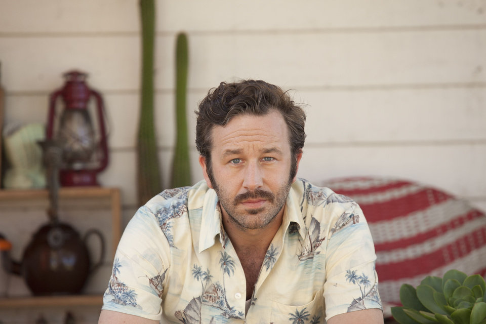 "This film publicity image released by The Weinstein Company shows, Chris O'Dowd as Dave, from ""The Sapphires."" (AP Photo/The Weinstein Company, Lisa Tomasetti)"
