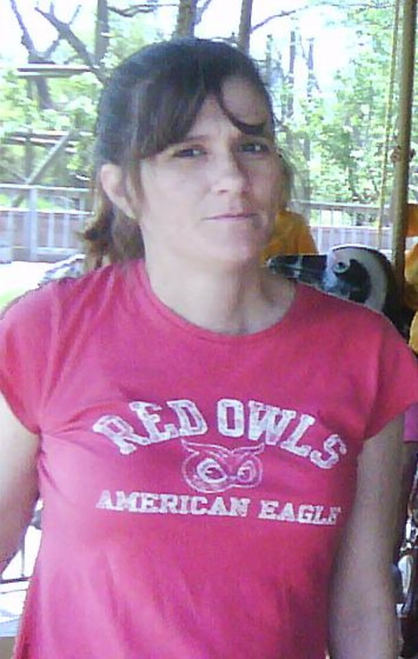 Sherilyn Jamison  six months before her  disappearance.