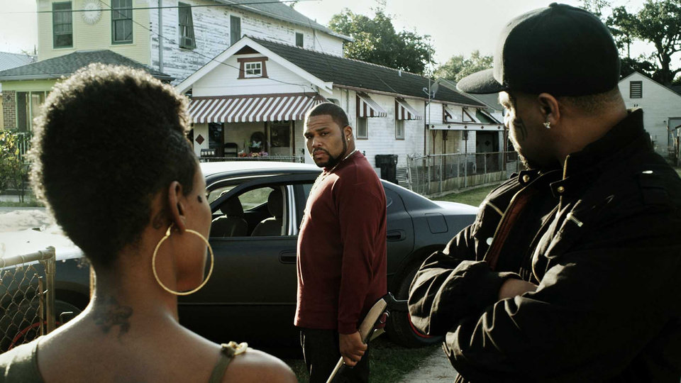 Photo - This film image released by Steelyard Pictures shows Anthony Anderson in a scene from