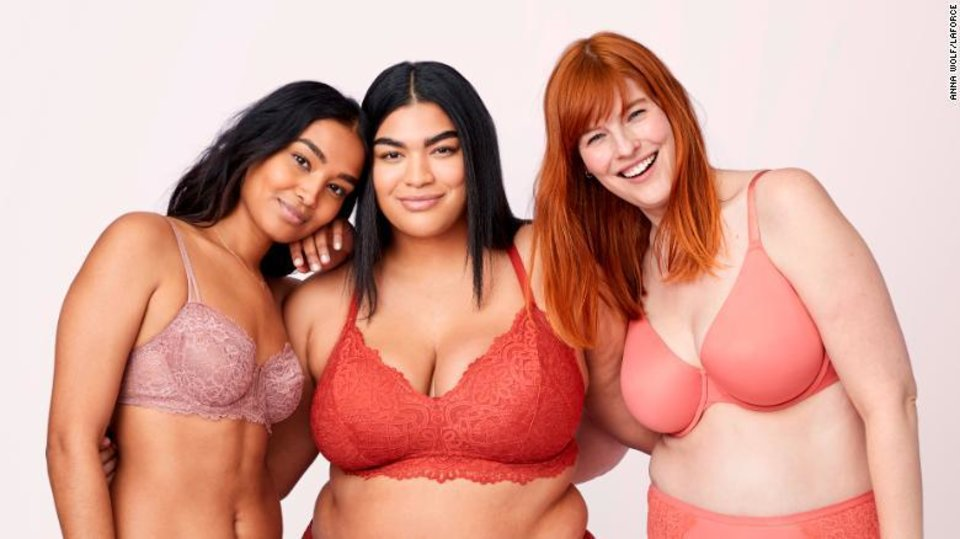 Photo - Target's new bra brand is Auden. Bras are available in a range of sizes and costs $22 and less.