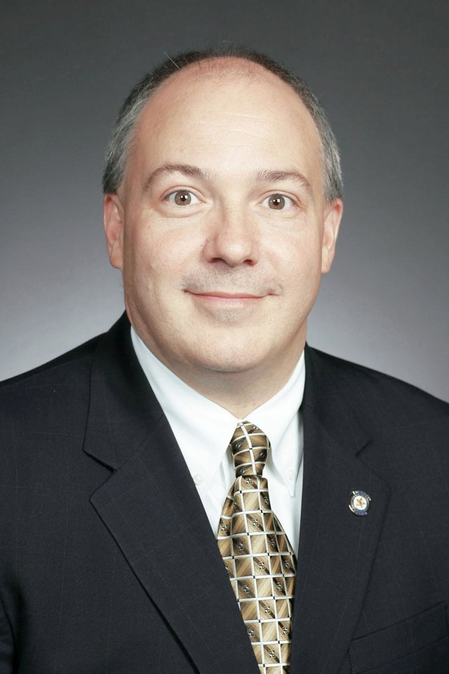 Photo - Rep. Randy Terrill,  R-Moore