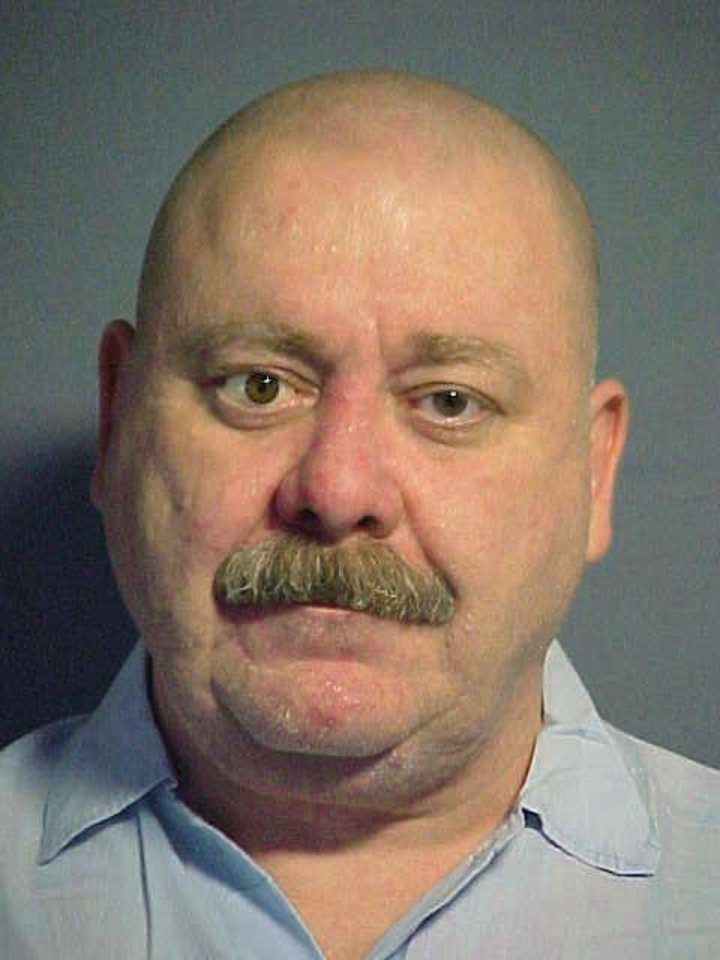 John David Duty. Photo is courtesy of the Department of Corrections