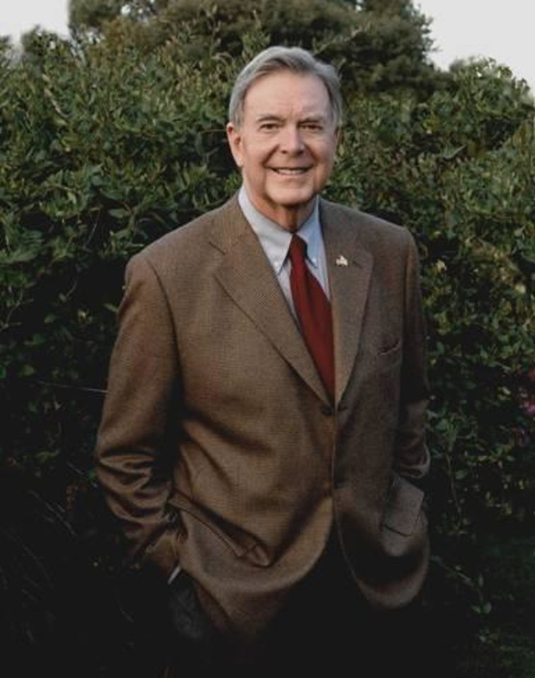 "Pictured is State Senator James F. Howell author of the book; ""The Life and Times of James Howell.""<br/><b>Community Photo By:</b> Steve Reeves<br/><b>Submitted By:</b> Donna, Choctaw"