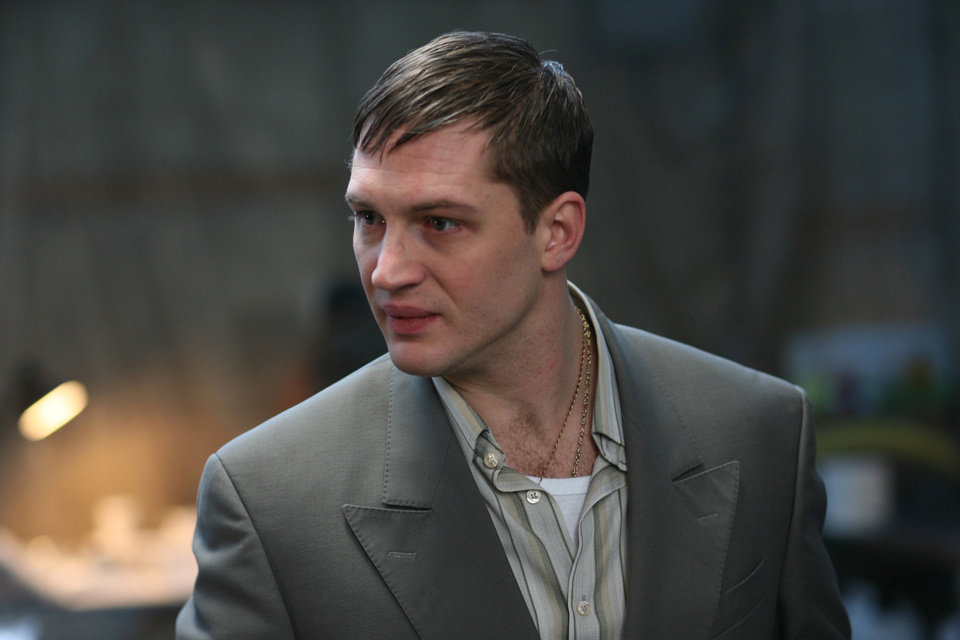 Photo -  Itís 1984 and Freddie Jackson (Tom Hardy) is just out of prison.  In prison, Freddie has made a powerful new ally in Ozzy (Brian Cox), a legendary criminal Godfather who controls the East End crime empire from his prison cell.  With Ozzyís protection Freddie is cocky, arrogant and keen to settle some old scores. With his faithful cousin Jimmy (Shaun Evans) by his side, Freddie is ready to take on the world. But Siddy Clancy (David Schofield), Ozzyís right-hand man, makes sure that Freddie knows his place. Freddieís wife Jackie (Kierston Wareing) is ecstatic to see her husband and vows that this time around things will be different. Jackieís sister Maggie (Charlotte Riley) isnít as convinced but supports her sister whilst her relationship with Jimmy flourishes. At first, Freddie gets everything he ever wanted and Jimmy is taken along for the ride, the two creating a growing crime empire that gives them all the respect and money they've hungered for. But Freddie soon proves himself to be unpredictably violent and extremely dangerous. A loose cannon who will kill anyone who stands in his way, even Freddieís own family arenít safe from his violent outbursts. Only the quick thinking of Jimmy manages to keep him onside with Ozzy, the younger man  fast proving himself to be someone to watch. As Jackie becomes pregnant with Freddieís baby, Freddie shows so signs of settling down, his behaviour spiralling dangerously out of control.