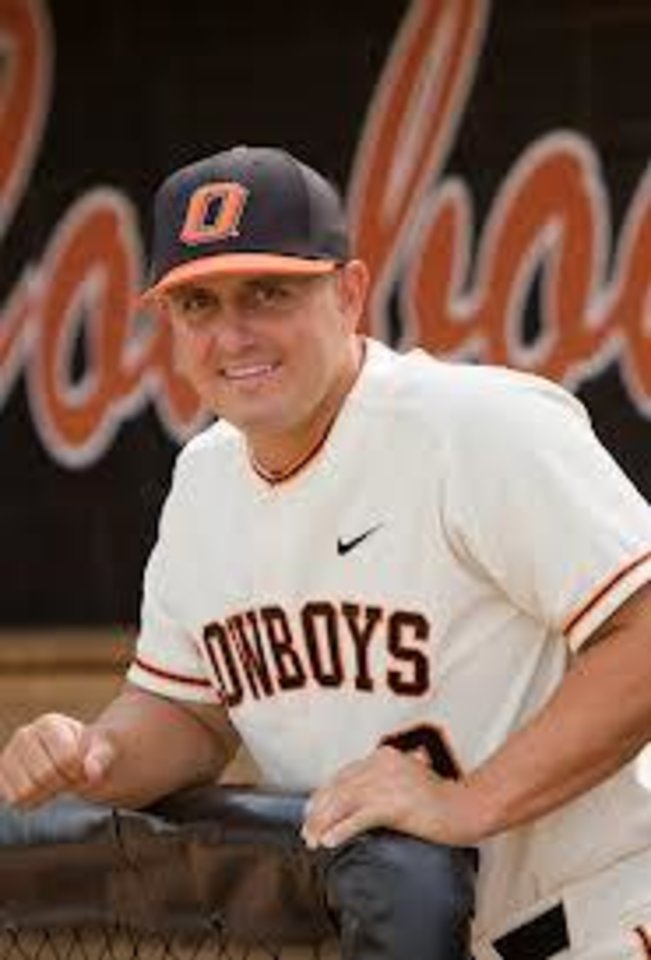 Photo -  Josh Holliday has reason to smile with OSU's No. 4-ranked recruiting class.
