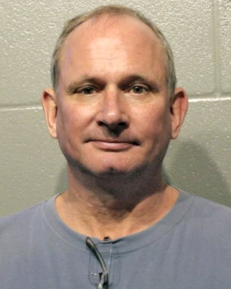Photo - Michael Timothy Deffner (DOB: 02/27/1961). Deffner is believed to be armed with a rifle and is considered to be dangerous. If you have any information regarding his whereabouts, do not approach. Call 911 immediately.