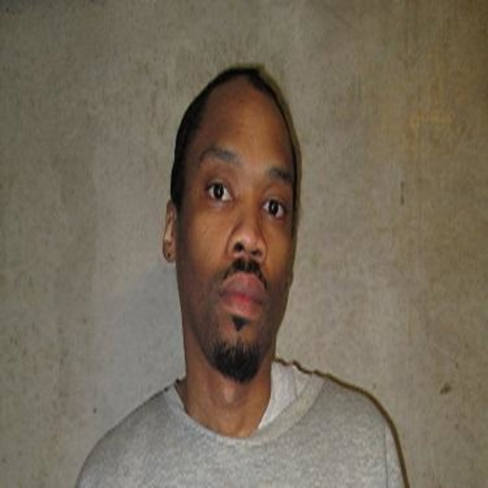 Photo -   Julius Darius Jones , now 37, was sentenced to die for fatally shooting an Edmond insurance executive during a 1999 carjacking. The U.S. Supreme Court declined to review his case in 2016.   He complained in December to the Oklahoma Court of Criminal Appeals about possible jury misconduct but attorneys for the state argue he can no longer make such claims.