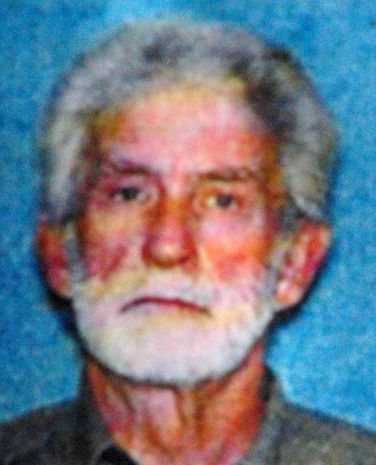 Photo - This photograph released by the Alabama Department of Public Safety shows Jimmy Lee Dykes, a 65-year-old retired truck driver officials identify as the suspect in a fatal shooting and hostage standoff in Midland City, Ala. (AP Photo/Alabama Department of Public Safety)