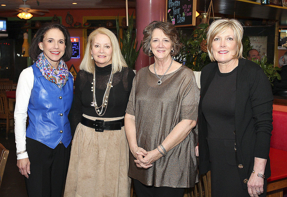 Photo - Susan Edwards, Cathy Cross, Kelly Daviee, Shelley Studebaker.