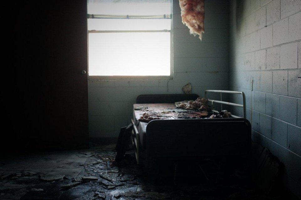 Photo - Pawnee Care Center. Photo by Abandoned OKlahoma