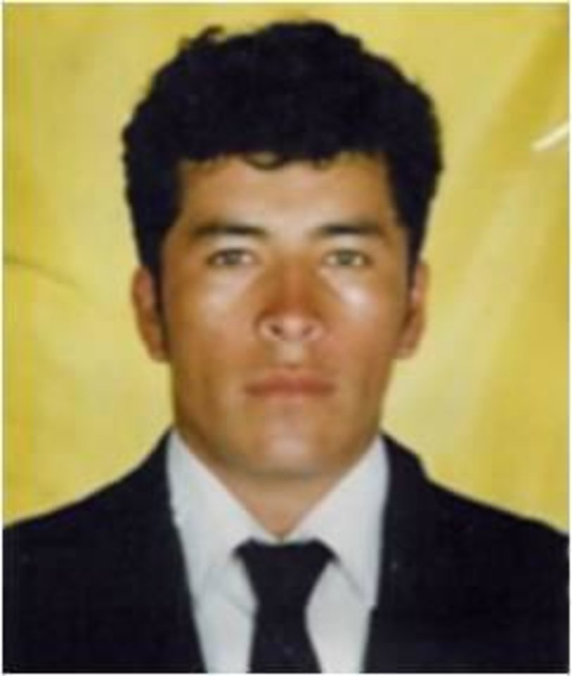 This undated photo released by Mexico's Attorney General's Office shows alleged Zeta drug cartel leader and founder Heriberto Lazcano Lazcano in an unknown location. Mexico's Navy says fingerprints confirm that cartel leader Lazcano, an army special forces deserter whose brutal paramilitary tactics helped define the devastating six-year war among Mexico's drug gangs and authorities, was killed Sunday, Oct. 7, 2012 in a firefight with marines in the northern state of Coahuila on the border with the Texas. (AP Photo/Mexico's Attorney General's Office)
