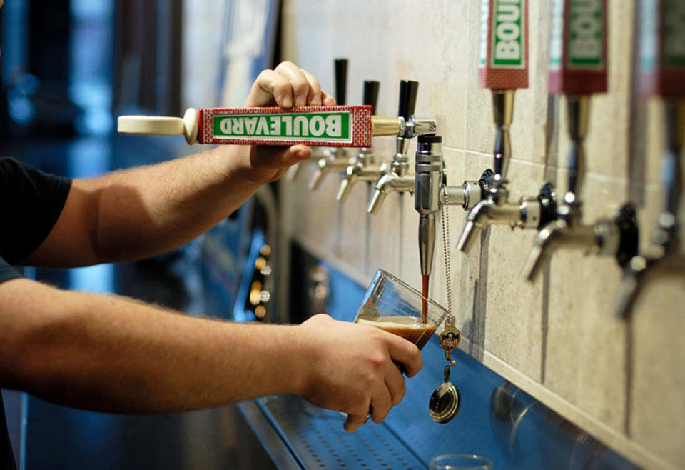 Photo - The Boulevard Brewing Company is open for tours in Kansas City.   - PROVIDED