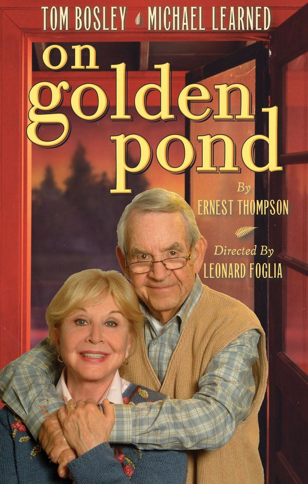 "Tom Bosley and Michael Learned will be at a Rose State College luncheon January 3 before performing ""On Golden Pond"" at the civic center that evening.<br/><b>Community Photo By:</b> Photo provided<br/><b>Submitted By:</b> natalie,"