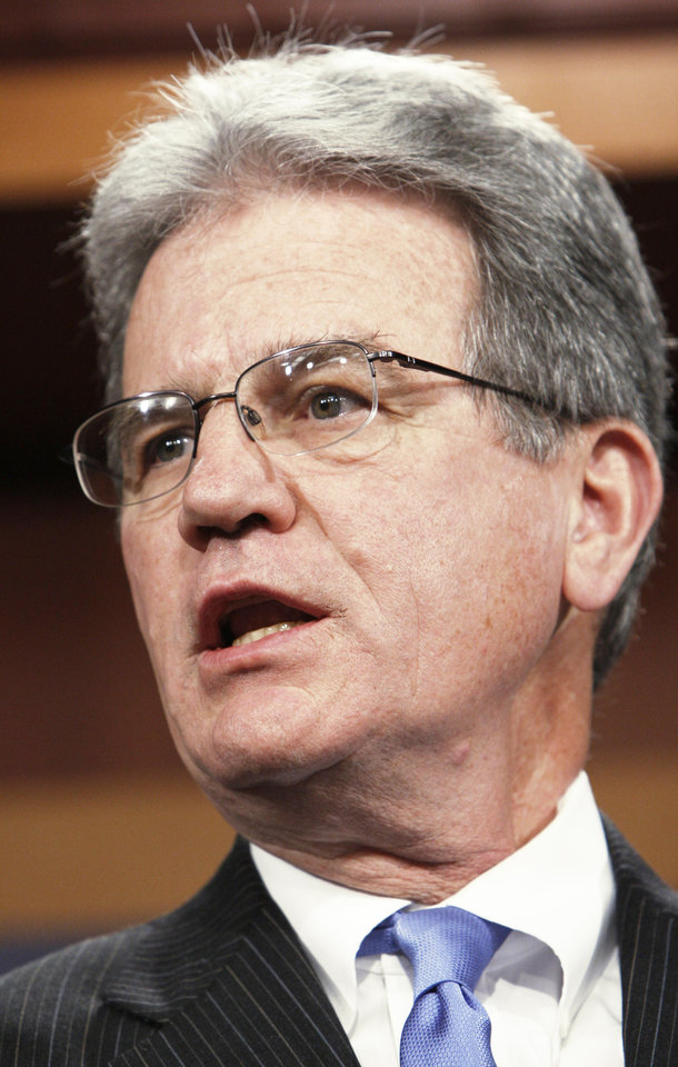 Photo - Sen. Tom Coburn