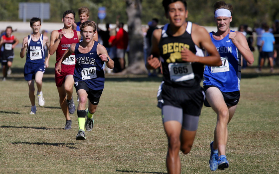 oklahoma state cross country meet results