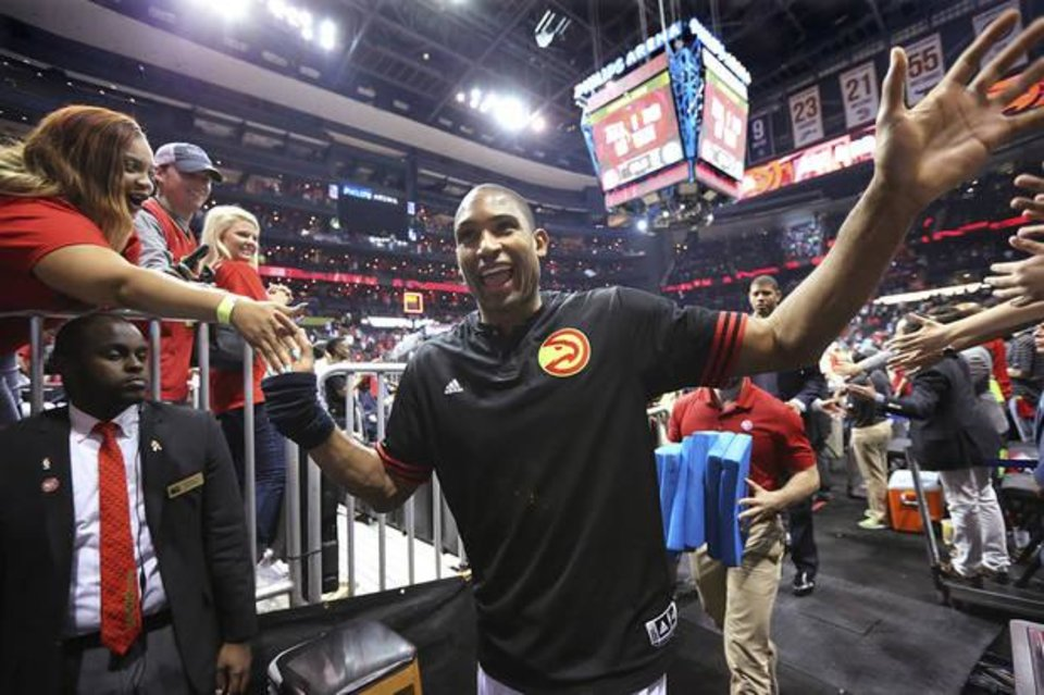 """Report: Thunder """"making calls"""" about potential pursuit of free agent Al Horford"""