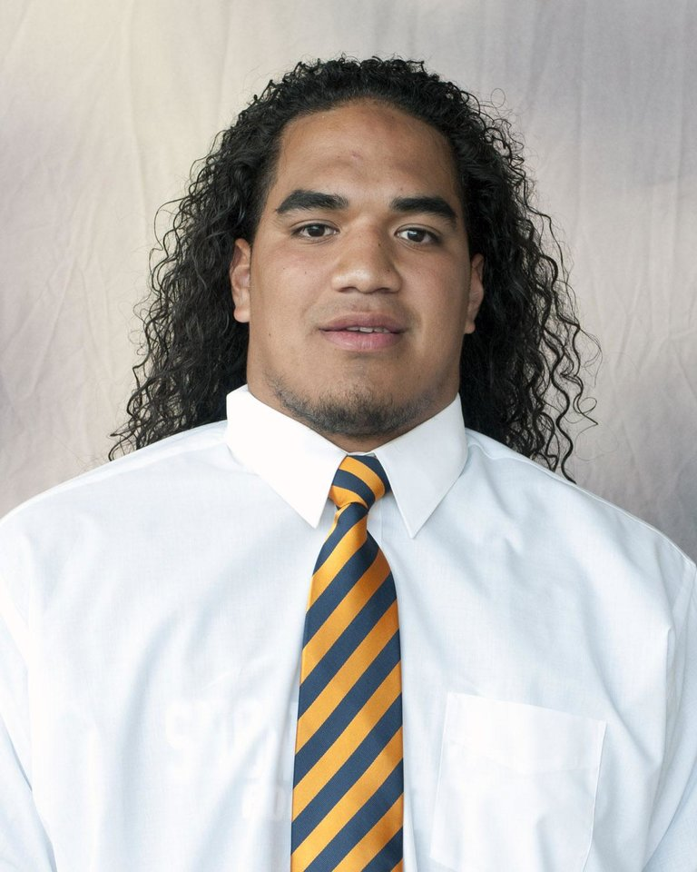 Photo - Oklahoma State defensive tackle signee Ofa Hautau. PHOTO PROVIDED