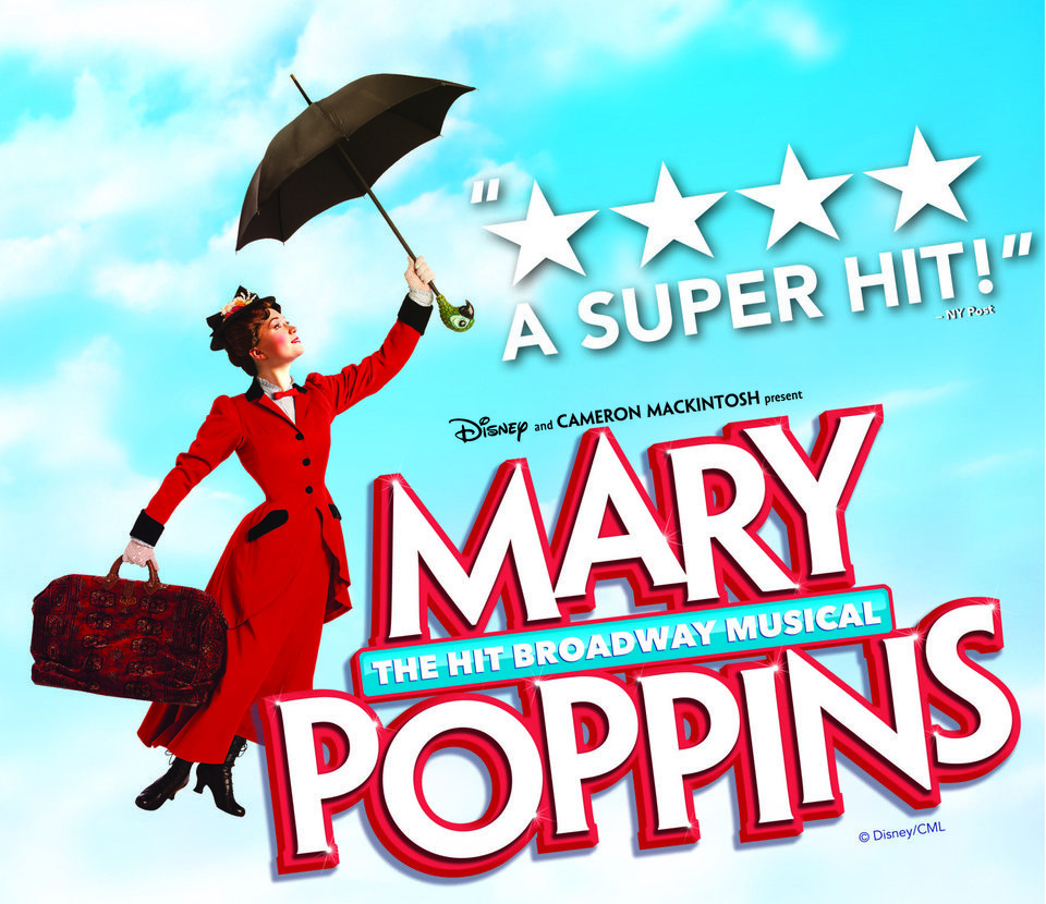 "Art for ""Mary Poppins"" Provided <strong></strong>"