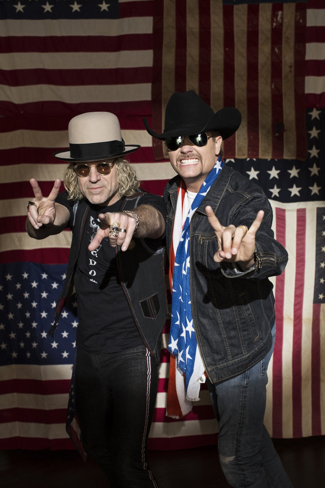 Photo - Big & Rich is scheduled to perform at the first Green Country Jam in Tulsa. The new festival runs from May 3-5 at the Tulsa Raceway Park. [Photo provided]