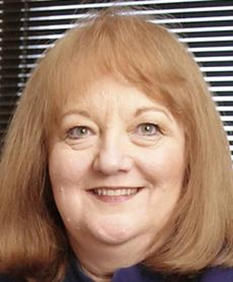 State Sen.  Debbe Leftwich D-Oklahoma City