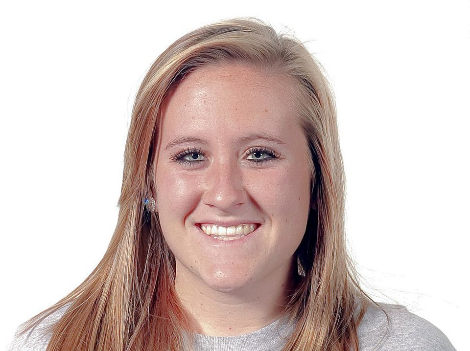 Photo - 2012 SPRING HIGH SCHOOL SPORTS MUG: Westmoor Melaney Anderson on Wednesday, Feb. 15, 2012, in Oklahoma City, Okla. Photo by Chris Landsberger, The Oklahoman