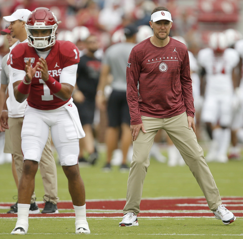 OU football: 'You can't be in the portal and on the team ...