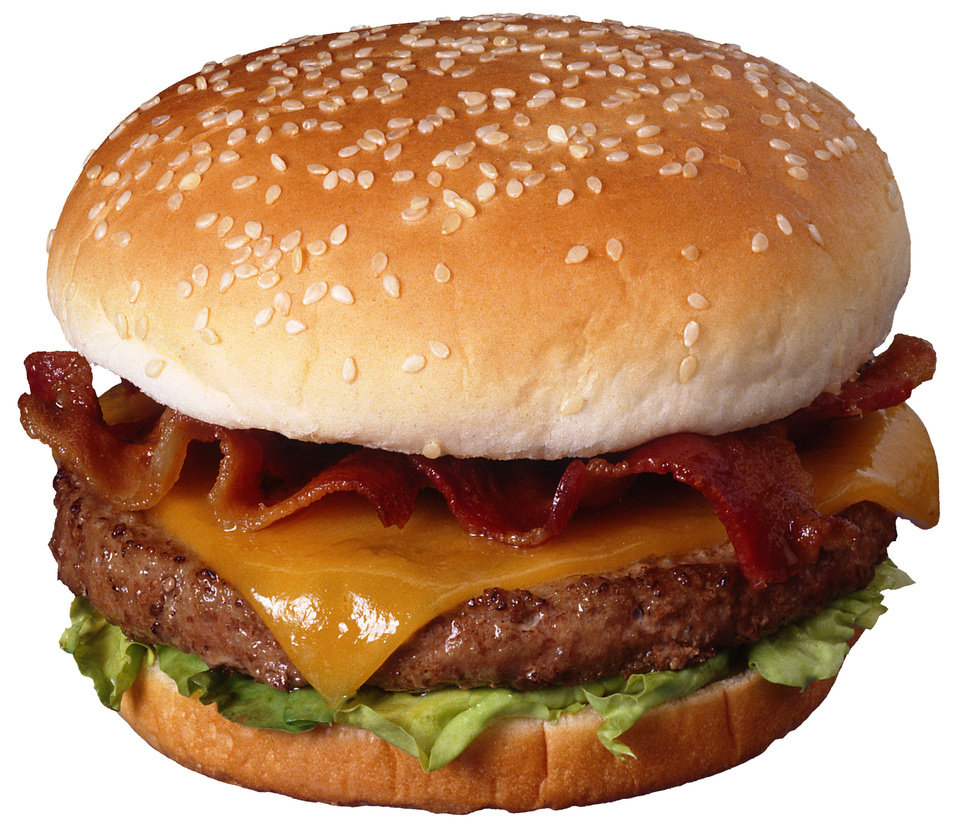 Dr. Stephen Prescott talks about calories and fast food. <strong></strong>