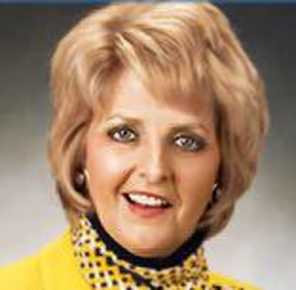 Jeanie Webb Will is president of Rose State College in Midwest City.