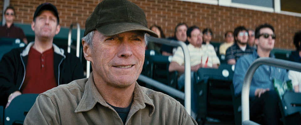 """Photo -  CLINT EASTWOOD as Gus in Warner Bros. Pictures' drama """"TROUBLE WITH THE CURVE,"""" a Warner Bros. Pictures release."""