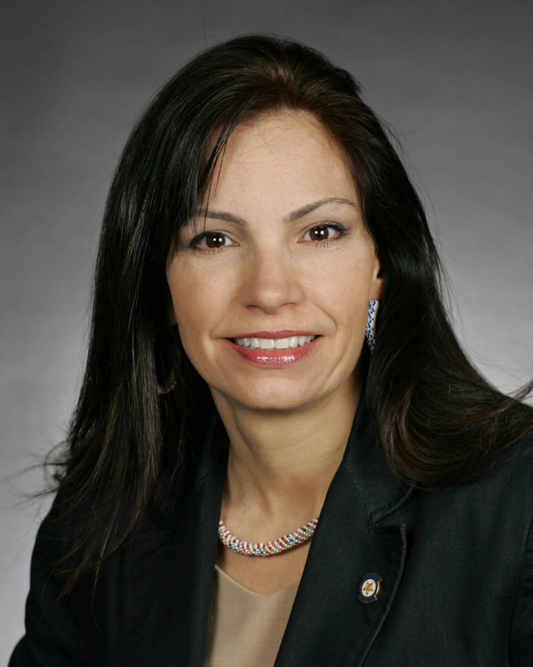 State Rep. Lisa Billy, R-Purcell <strong>PROVIDED</strong>