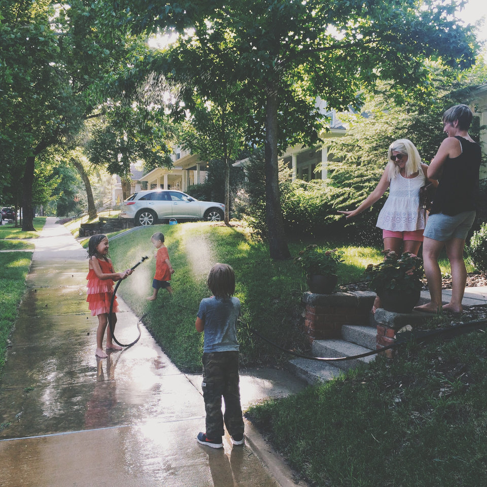 Photo -  @koonvega   Just another summer day in Mesta Park.