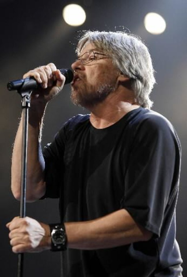 Photo -  Bob Seger (AP file)
