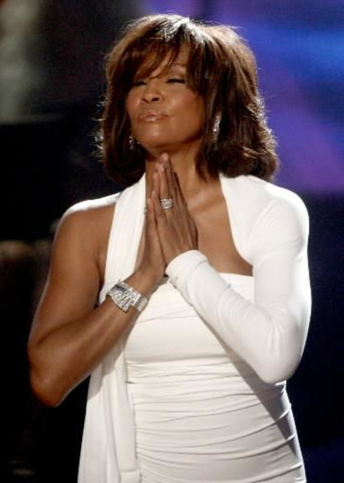 Whitney Houston (AP file)