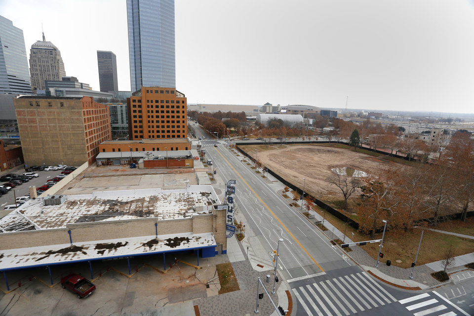 Building Momentum Oklahoma City Keeps Growing Up News Ok