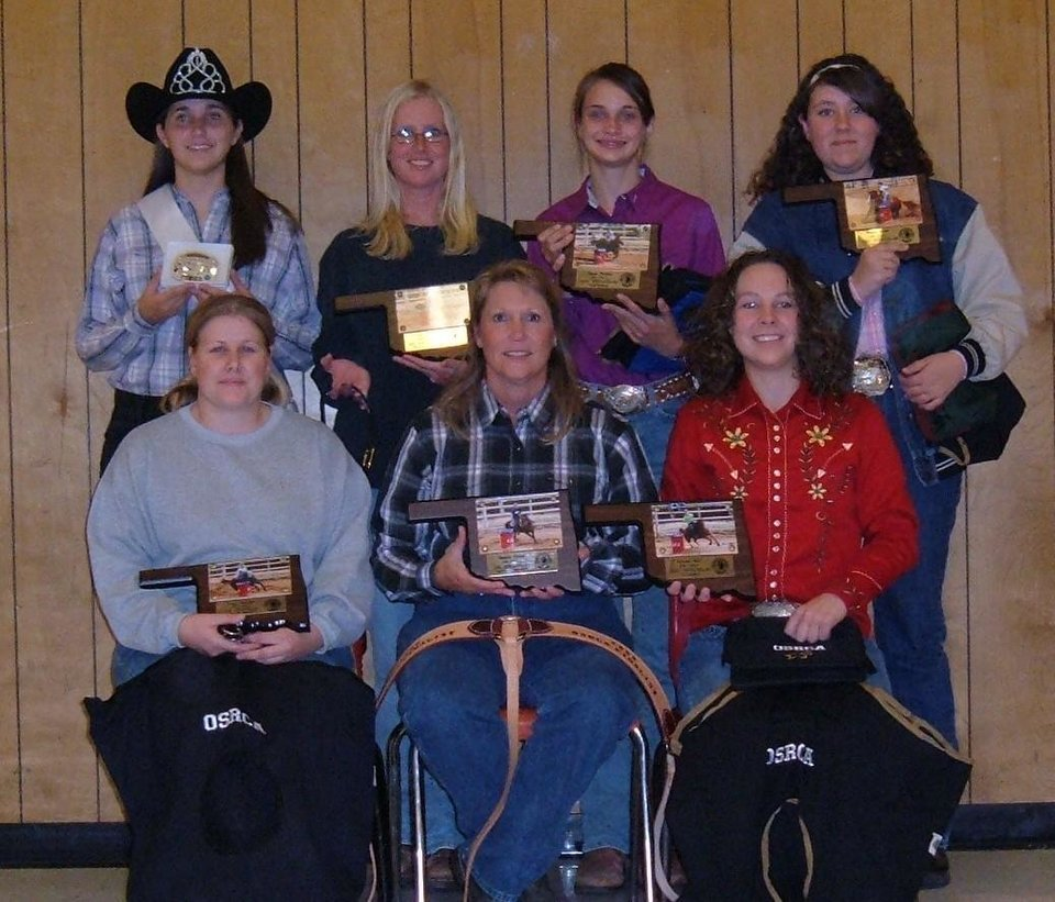 back: Jana Fisher, Julie Russell, Sarah Mackey, Meagan Wintz  front: Tracy Sanders, Janene Fisher, Vanessa Hall<br/><b>Community Photo By:</b> Tracy Sanders<br/><b>Submitted By:</b> Jarrod, Chandler