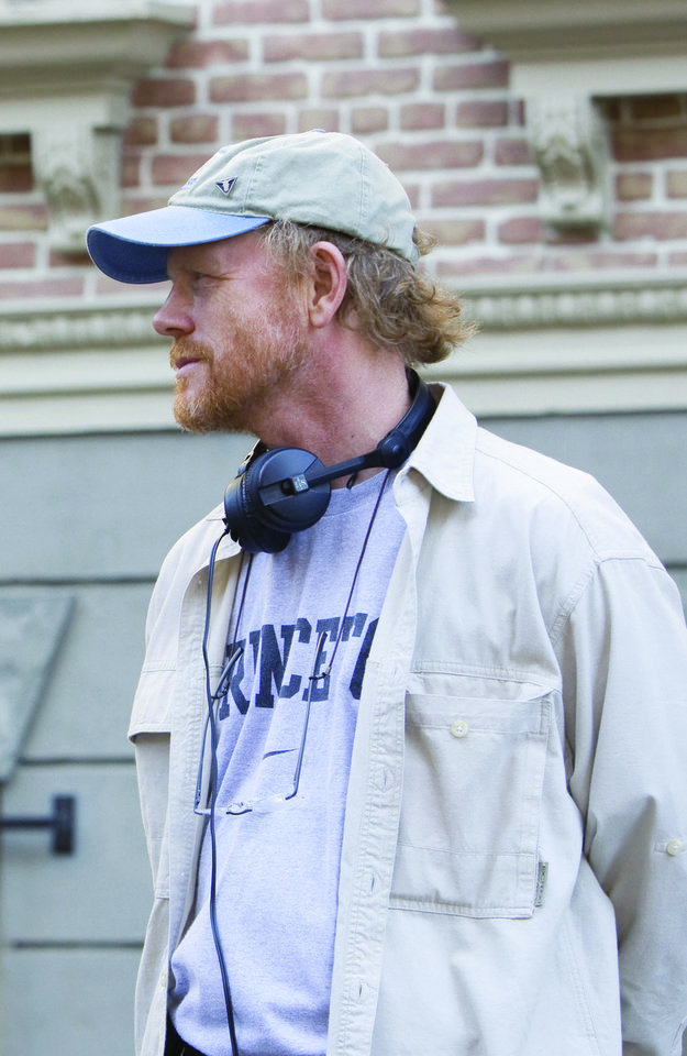 Photo - Ron Howard, director and former child actor.    ORG XMIT: 0812261703063716