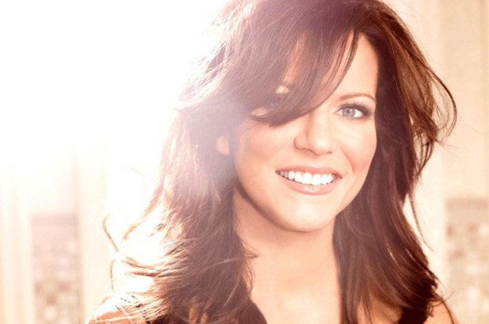 Martina McBride. Photo provided.