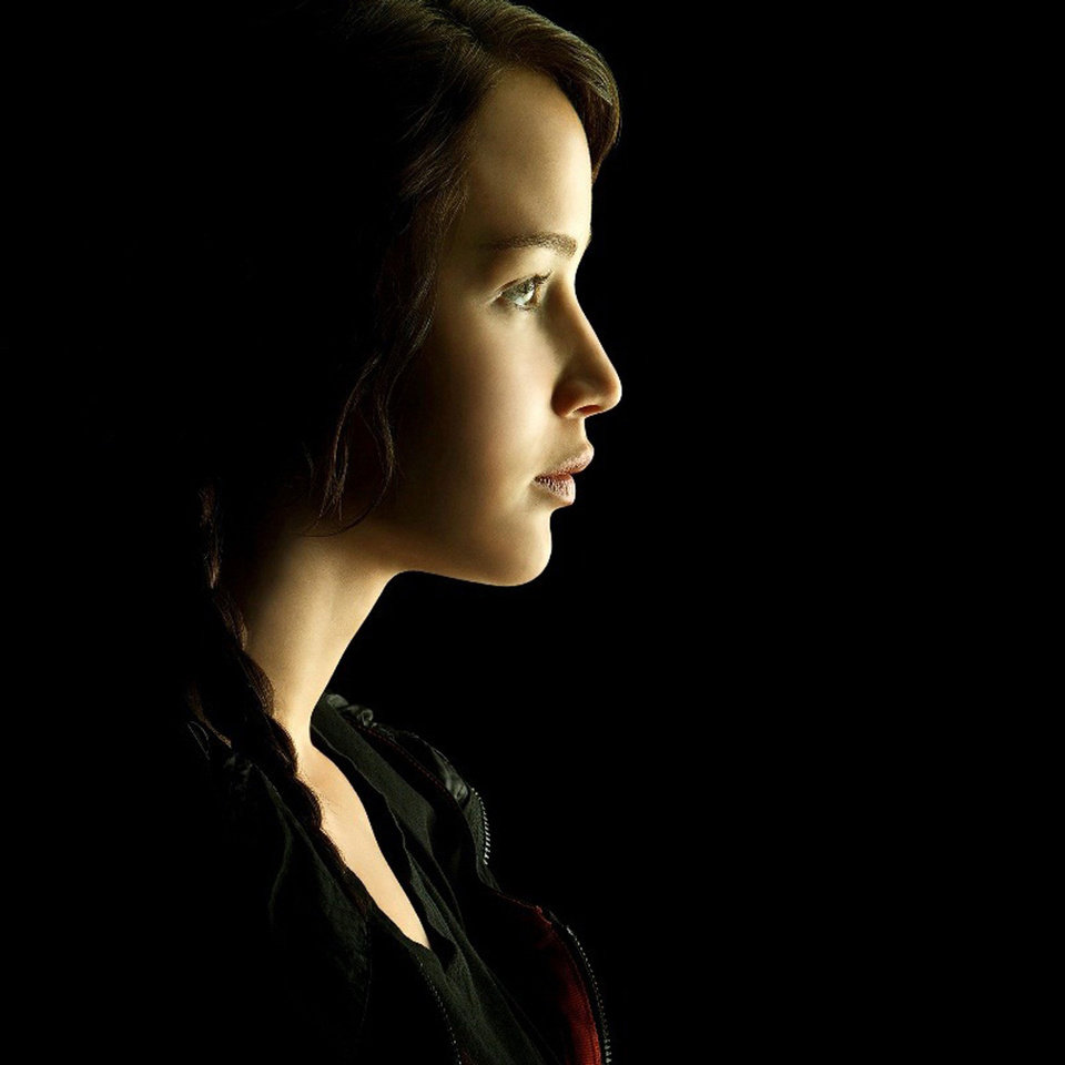 Photo - Jennifer Lawrence as Katniss Everdeen. PHOTO PROVIDED.
