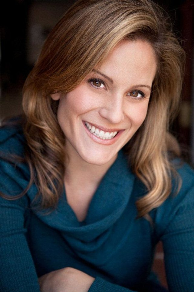 Photo - Kristy Cates will play Betty Blake Rogers in