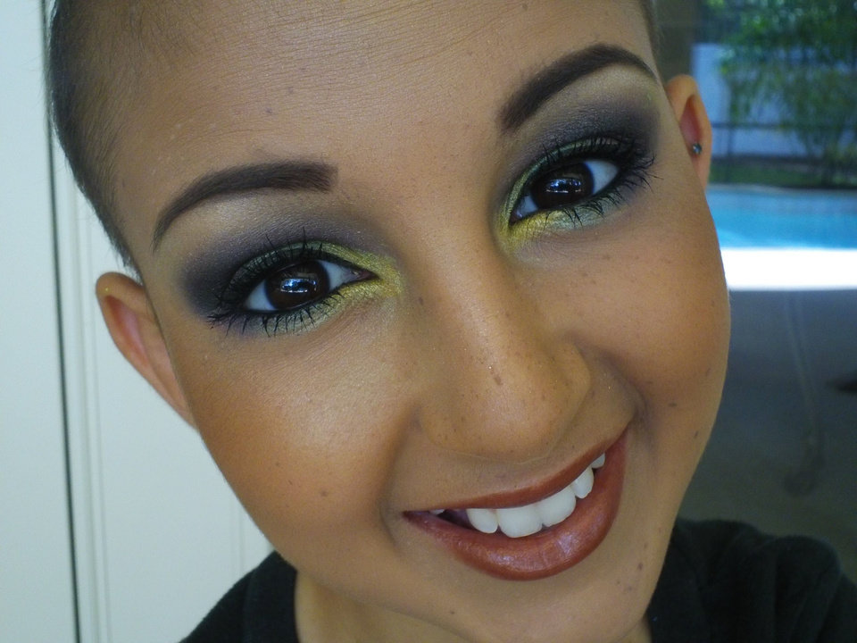 Photo - Talia Joy Castellano. Screen shot from YouTube video.