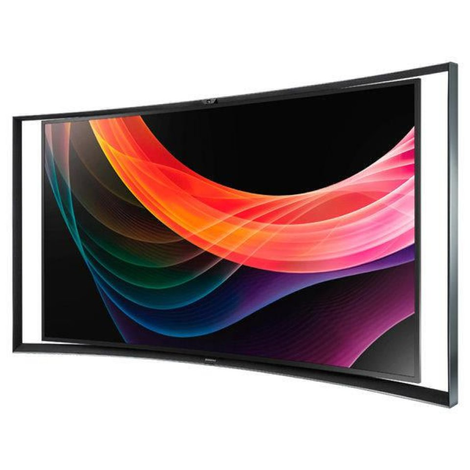 Photo - The Samsung S9C OLED television. Photo provided.