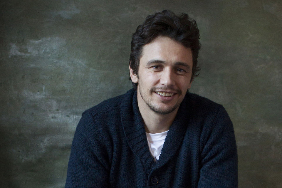 Photo - Producer James Franco from the film